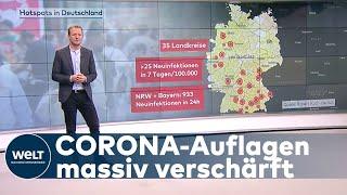 Coronavirus in deutschland: dynamik der corona-pandemie nimmt deutlich zu