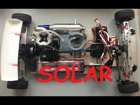 solar powered vehicles car | Mechanical Engineering Project Ideas