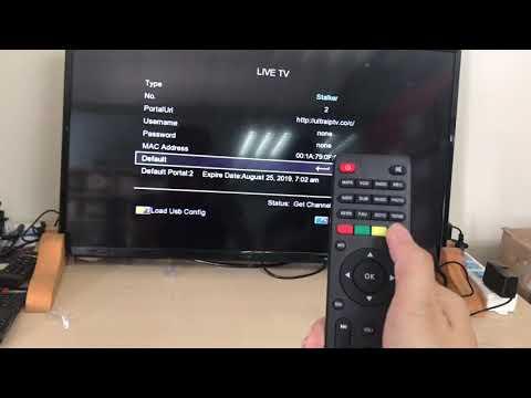 S900 DEMO STALKER IPTV BOX