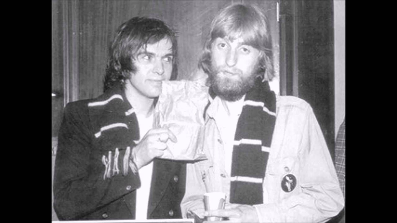 Peter Gabriel Feat Phil Collins You Never Know 1974