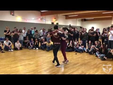 Ronie & Camille | Kevin Lyttle - Turn Me On | Kizomba Fusion