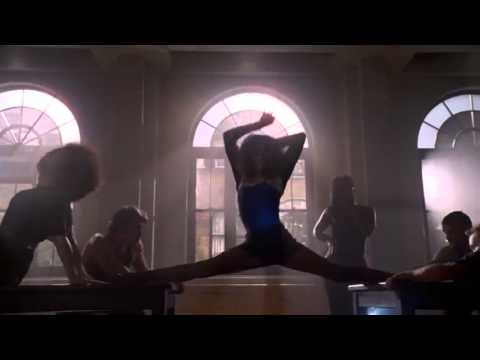 GLEE Full Performance of  'Oops I Did It Again' Rachel Berry