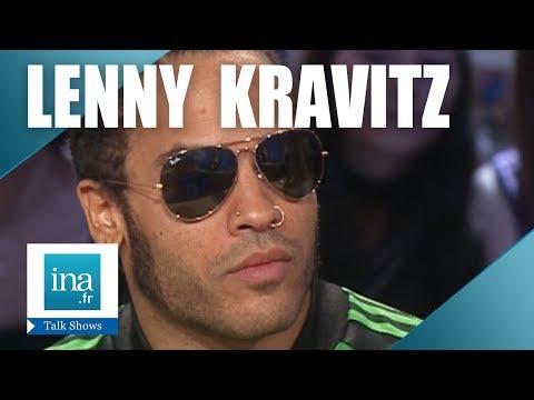Interview biographie de Lenny Kravitz - Archive INA