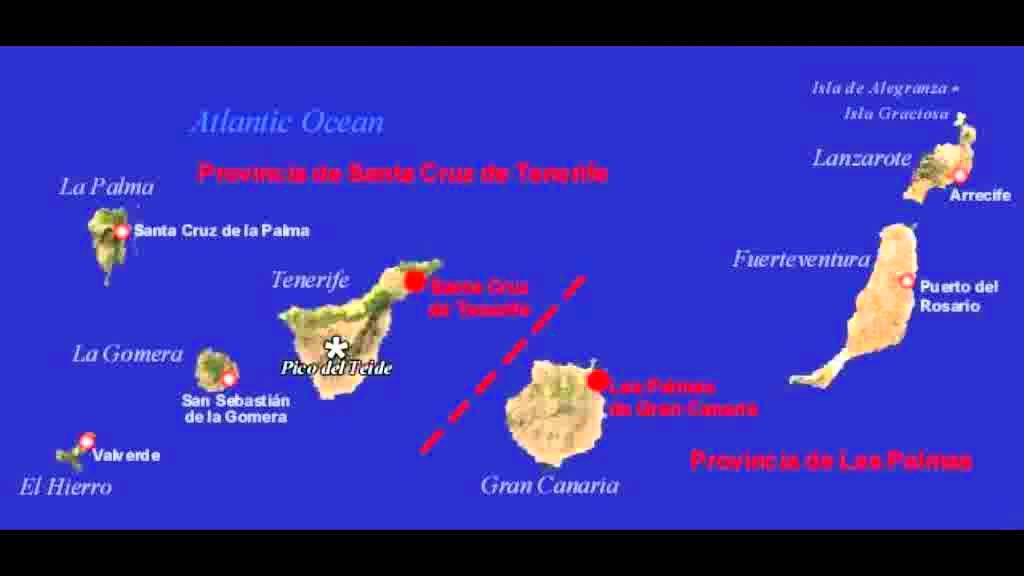 Canary Islands Volcano News