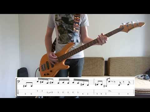 Royal Blood - Loose Change Bass cover with tabs