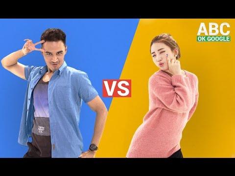 #SelaluTauMusik: Han Yoo Ra vs Marco main ABC OK Google
