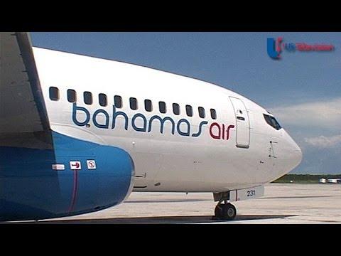 US Television - Bahamas (Bahamas Air)
