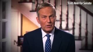 Todd Akin Apologizes for Comments