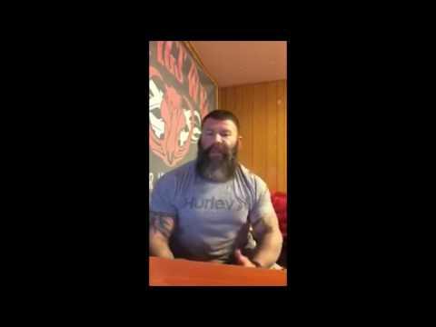 Steve Gern US Soldier in Iraq