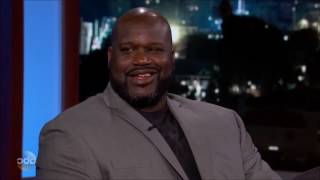 Shaq television interview - back pedals from Flat Earth ✅