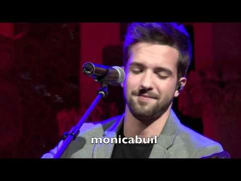 Pablo Alborán - Perdóname, concierto Barcelona (Palau de la Musica) 6 marzo 2012 (HD)