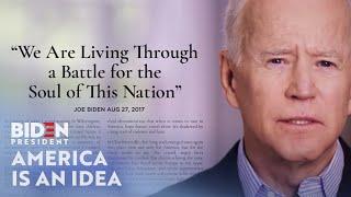 Joe Biden For President America Is An Idea