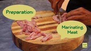 Basic Meat Marinade