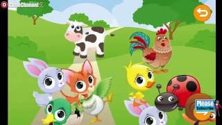 """Free Animals Puzzles for Kids """"Educational Brain Games""""Android Apps Game video"""