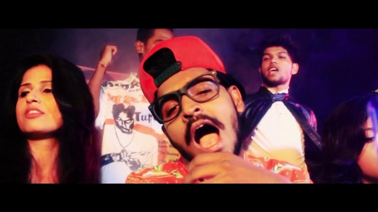 Emiway (Ft Gagan) - Mera Naam Bantai - (Official Music Video)  Emiway  Bantai 02:56 HD