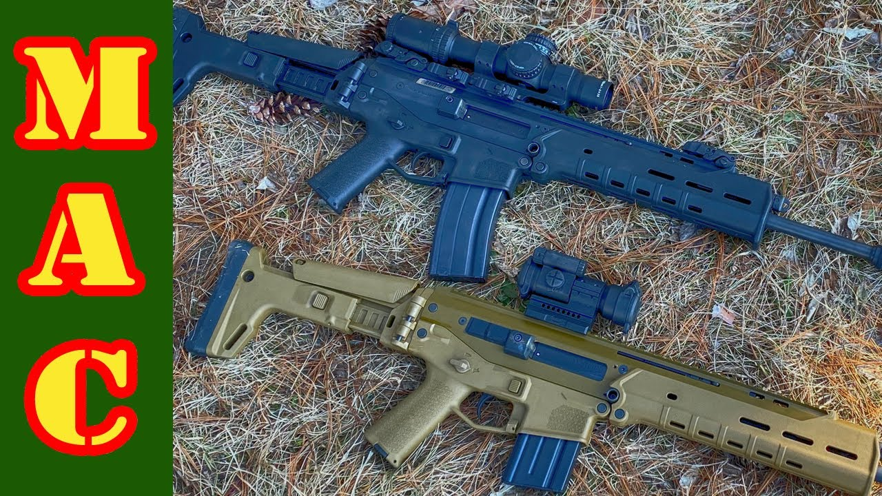 The Bushmaster ACR forever gone?!?!?