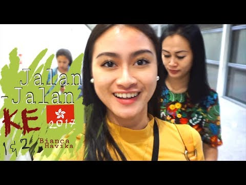 Jalan-Jalan (((iseng))) ke Hong Kong 2017 [Day 1 & 2] • Bianca Havika