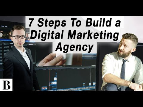 7 Steps To Build a Digital Marketing Agency While Traveling
