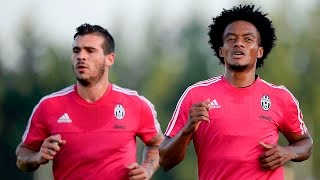 La Juventus al lavoro-Juventus get back to work
