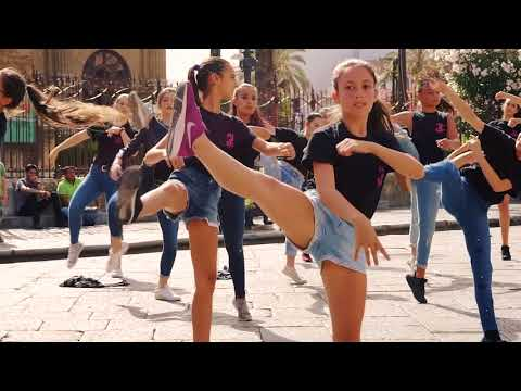 Flash MOB 11 giugno 2018 - Palermo Teatro Massimo