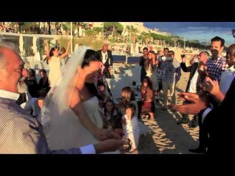 Chris Brown Forever Wedding Entrance Mariage Charlene Et Lucien