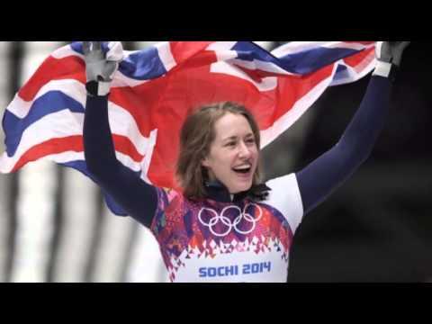 Silver for U.S. in Women's Sochi Skeleton