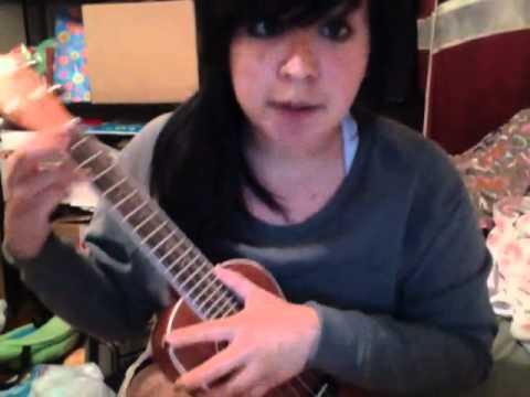 the mortician's daughter ukulele tutorial :B
