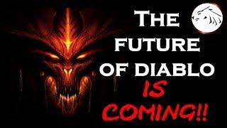 The Future Of Diablo Is Coming - Diablo 3, Diablo 4, Announcement Incoming