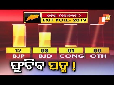 Exit poll survey predict massive gains for BJP in Odisha