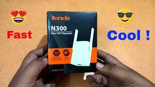 Tenda A301 V2 WiFi Range Extender