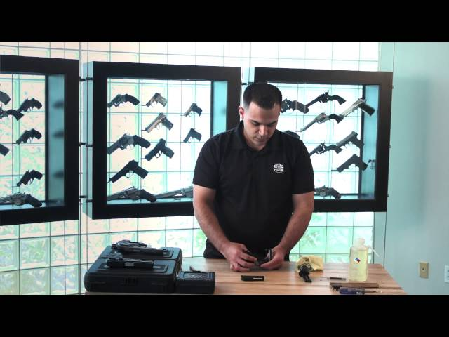 How to Maintain & Care for your Taurus PT-22