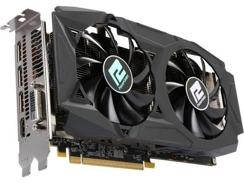 How loud is the Power Color RX 580 Red Dragon?