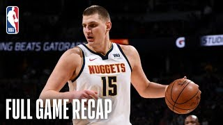 CLIPPERS vs NUGGETS | Nikola Jokic & Paul Millsap Lead Denver | February 24, 2019