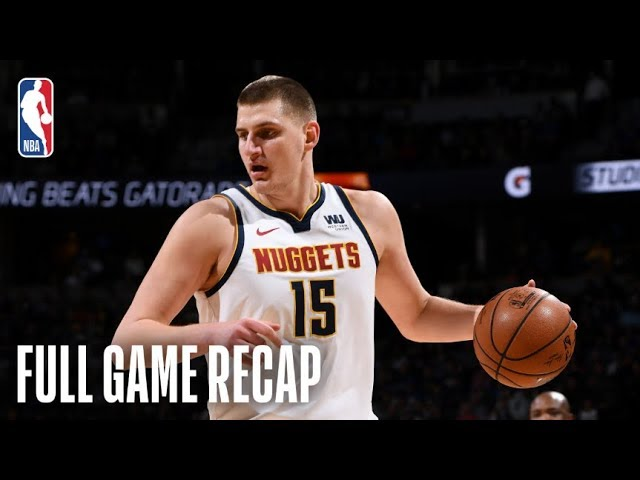 CLIPPERS vs NUGGETS | Nikola Jokic & Paul Millsap Lead Denver | February 24, 2019
