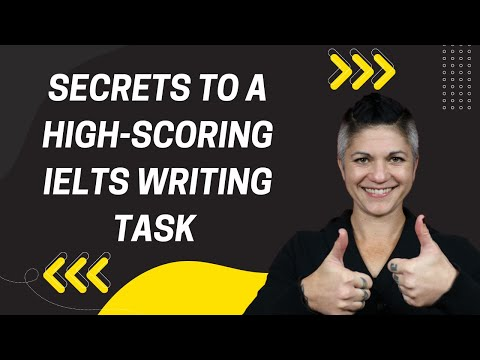 Secrets to a High-scoring IELTS Writing Task 2 Essay Using an Outline