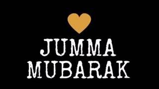 #JummaMubarak WhatsApp status  #JummaMubarak