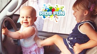 Naughty Babies Doing Funny Things   Naughty Baby Awesome Video