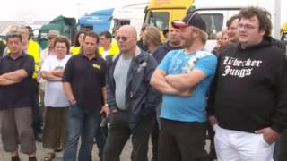 Wage Dumping - Truckers under Pressure | Made in Germany
