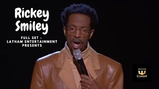 "Rickey Smiley ""FULL SET"" Latham Entertainment Presents"