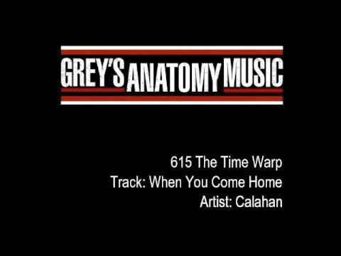 Grey's Anatomy 615 - Calahan -