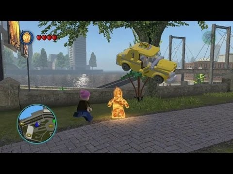 LEGO Marvel Super Heroes - All 50 Stan Lee in Peril Location