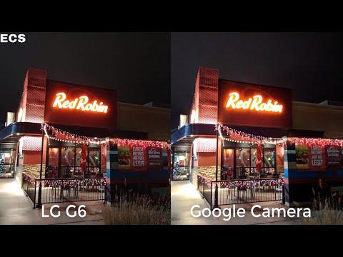 LG G6  Camera Vs Google App Running On LG G6 | SHOCKING RESULTS !!!