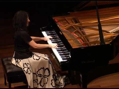 """Marietta Petkova: """"The gates are open"""" -  Beethoven/Chopin/Rachmaninov Sonata"""