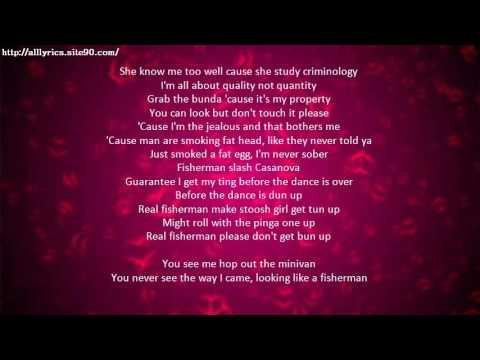 J HUS Fisherman Lyrics