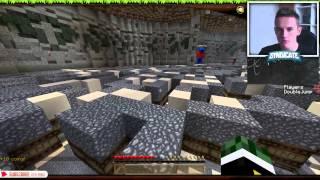 """Minecraft Mini Game """"TNT RUN"""" - Taking The """"W"""""""