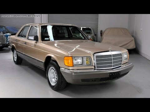 1982 mercedes benz 300sd with only 1 553 miles youtube. Black Bedroom Furniture Sets. Home Design Ideas