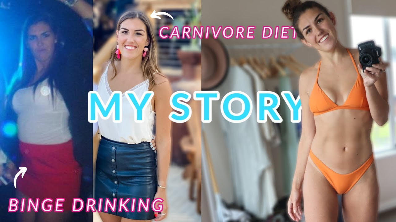 MY HEALTH AND FITNESS JOURNEY | Weight Loss, Sugar Addiction and Amenorrhea (2020)