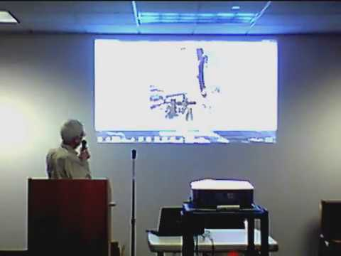 Lawrence Tirreno speaks at Veterans Coffee House 27 3 18 Wallingford CT.