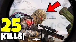 HE DID NOT EXPECT THIS!!! | SOLO VS SQUAD | CALL OF DUTY MOBILE BATTLE ROYALE!