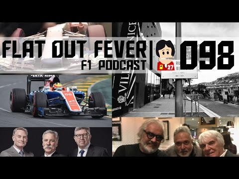FOF098 - FOF Welcomes Our New F1 Overlords